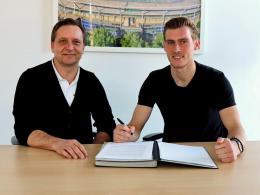Weinkauf wechselt vom FC Bayern nach Hannover