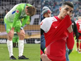 Wer ist in Wolfsburg und Mainz schuld an der Misere?