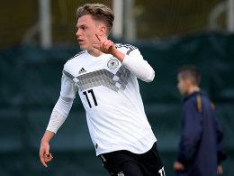 Deutsche U 20 gewinnt in Portugal