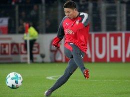 Asano: Aus der Bundesliga in die Regionalliga