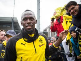Bolt will wirklich Profi werden - Stögers ehrliches Urteil