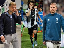 Gemischte Gefühle: Der Stand bei Schalkes Verliehenen