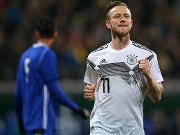 Teuchert: Mit Selbstvertrauen zurück auf Schalke