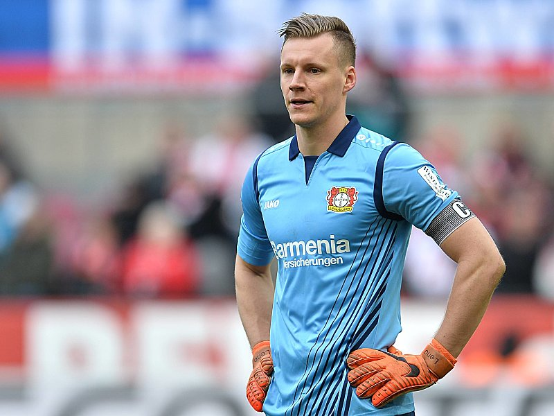 Image result for bernd leno position