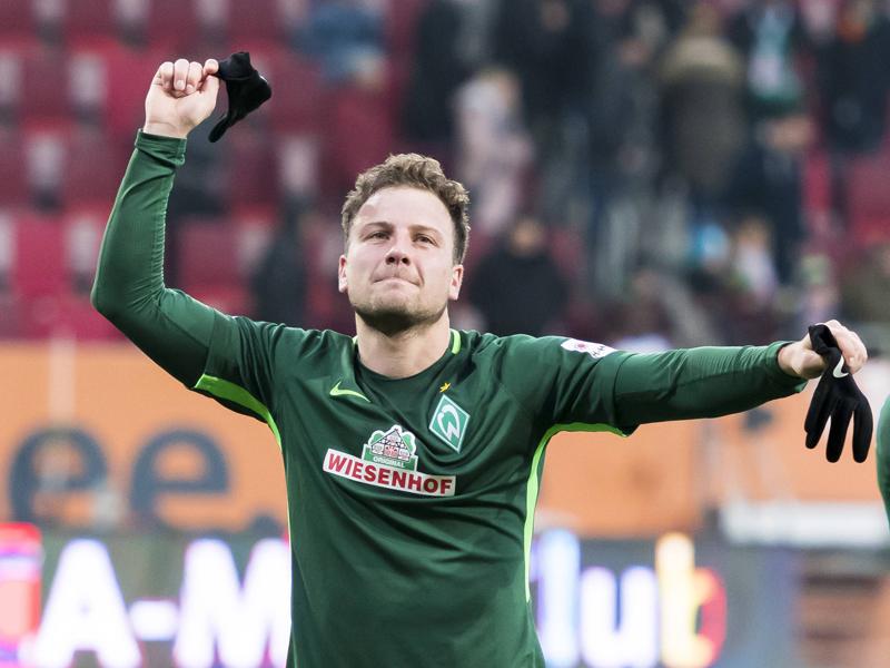 Fin Bartels verlängert bei Werder Bremen