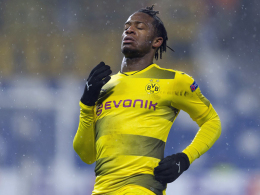 Batshuayi kann nur lachen: Keine UEFA-Strafe für Bergamo