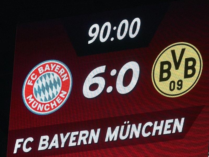Stöger nach Dortmund-Schlappe: