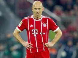Arjen Robben, der Härtefall