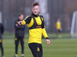 Trio kehrt zurück ins BVB-Training