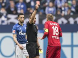 DFB-Bundesgericht annulliert Petersen-Platzverweis