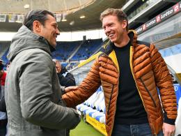 Nagelsmann zieht den Hut vor Kovac