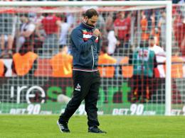 Ruthenbeck vermisst Effektivität - Adler glaubt an Mainz