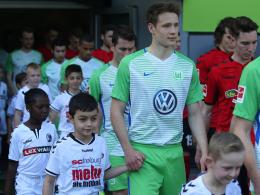 Traumstart für Wolfsburg-Youngster Jaeckel