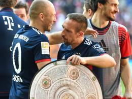 Das Ja der Bayern zu Robben und Ribery