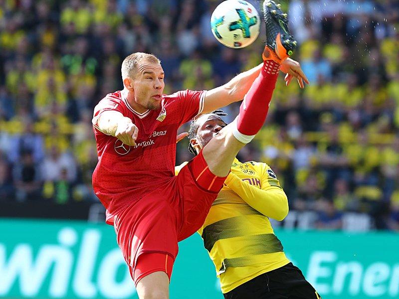 Holpernd in den Endspurt einer strapaziösen Saison — VfB Stuttgart