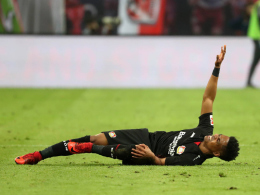 Bayer in Leipzig: vier Tore, vier Verletzte