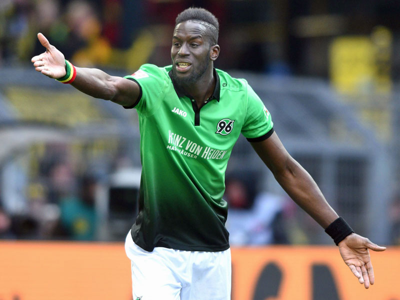 Salif Sane verlässt Hannover 96, Ziel ist die Champions League