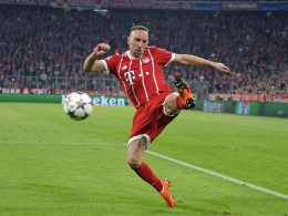 Alles klar mit Franck Ribery: Neuer Vertrag bis 2019