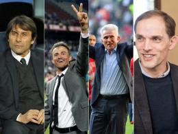 Das Trainer-Karussell in Europa: Wer wackelt? Wer sucht?