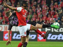 Bilder: Doppelter De Blasis belohnt Mainz - Schalke jubelt