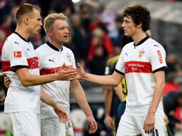 VfB-Duo droht eine Zwangspause