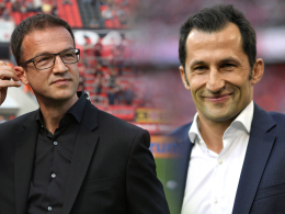 Bobic und Salihamidzic beenden Zoff um Kovac-Wechsel