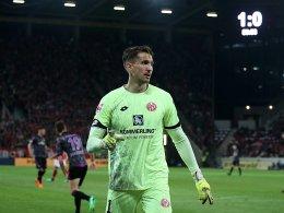 Mainz-Keeper Adler kritisiert die Fans