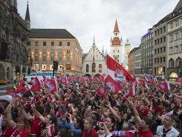 FC Bayern plant die Titelfeier