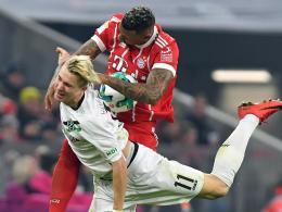 Bayern als Angstgegner: Nur Boateng hat ein Problem mit 96