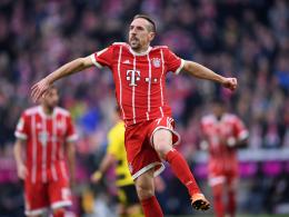 Bayern bestätigen: Rekordmann Ribery hat verlängert