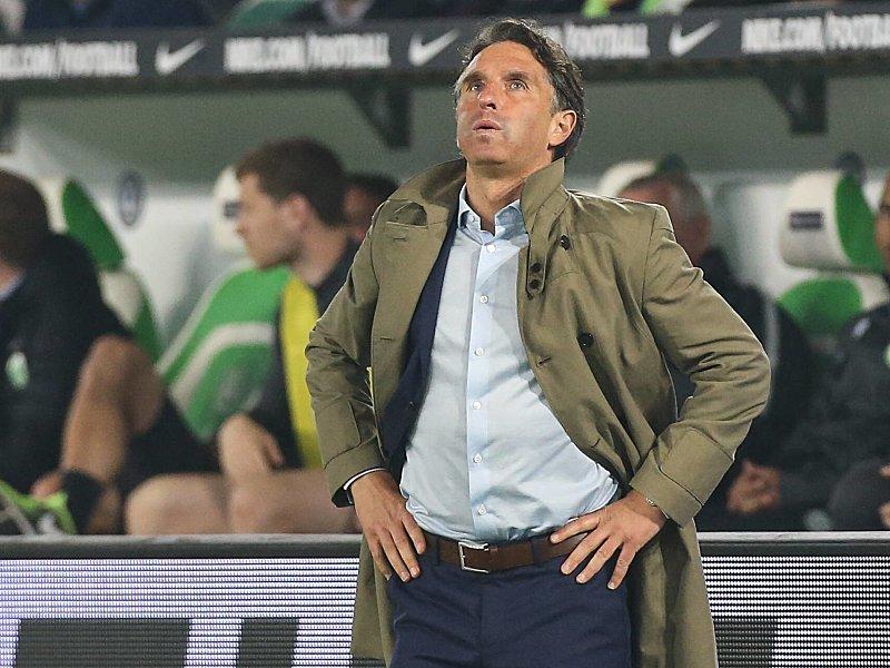 Fußball: Wolfsburg kassierte Niederlage gegen Gladbach