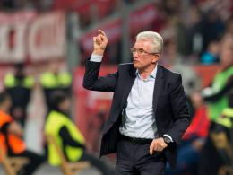 Trotz Titel: Heynckes fordert zwölf Punkte aus vier Spielen