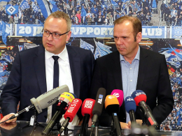 Lizenz ohne Kühne: HSV feiert