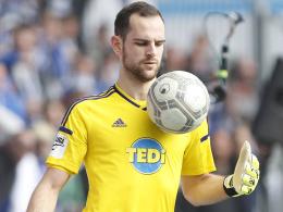 Gersbeck: Hertha lässt ihn nicht fallen