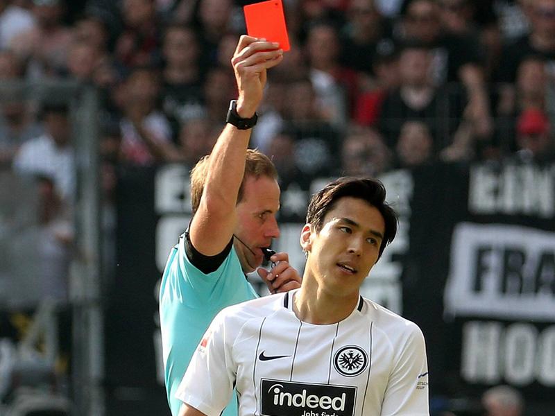 Eintracht Frankfurt: Drei Spiele Sperre und Bewährung für Makoto Hasebe