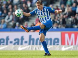 Hertha: Hoffnung bei Stark, Pause für Maier
