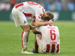 So steigen Köln und der HSV am 32. Spieltag ab