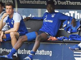 Schalke: Wieder Sorgen um Embolo