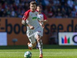 Baier trainiert - reicht es für Hertha?