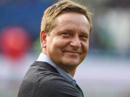 Heldt vor Einigung mit Wolfsburg - Rebbe vor dem Aus