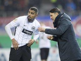 Stand jetzt: Kovac interessieren die Bayern nur als Gegner
