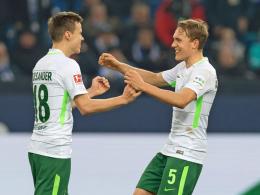 Bremen: Moisander und Augustinsson sind gesetzt