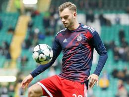 HSV schnappt sich Bayern-Talent Wintzheimer