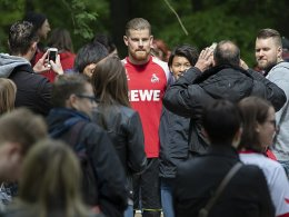 Horn legt nach: FC-Keeper verlängert vorzeitig!