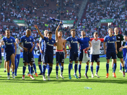 Schalkes Rückkehr: Der eine Knopf und ein Friseur
