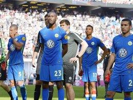 Wolfsburg: Drei Szenarien und ein Unglücksrabe