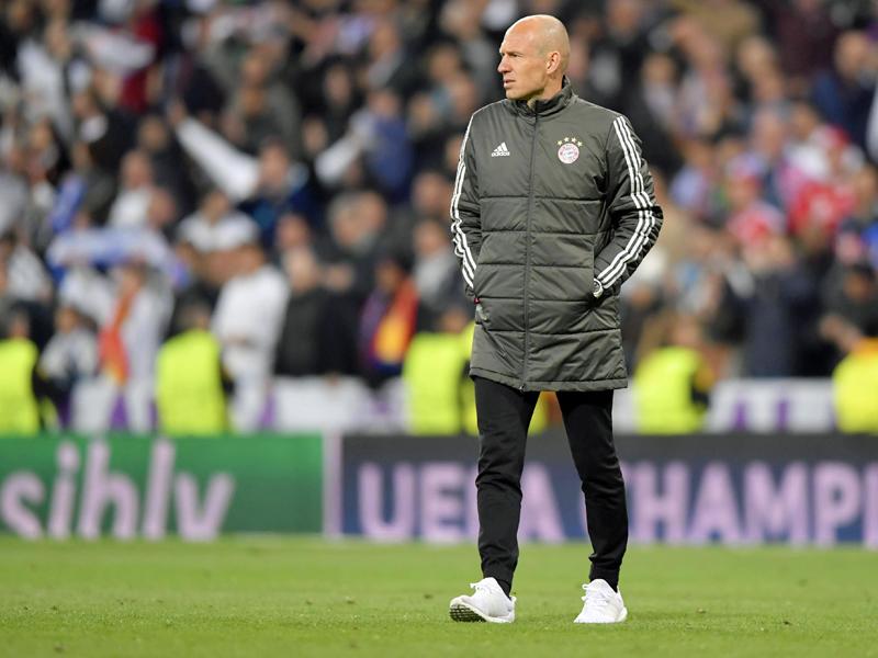 Offiziell: Franck Ribery verlängert bei Bayern München bis 2019