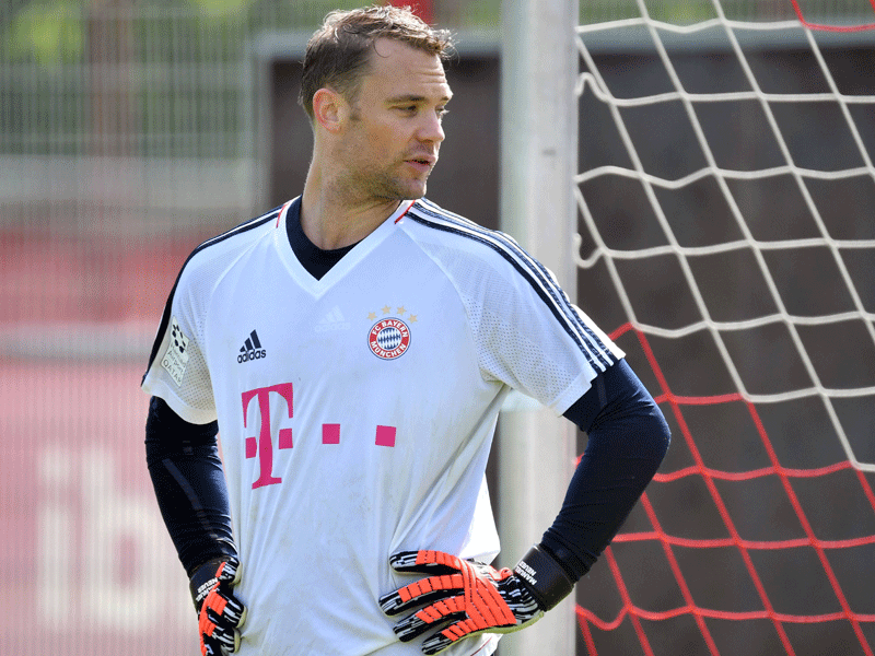 Bayern Goalkeeper Neuer Doubtful For World Cup