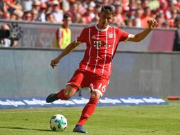 Shabani erhält Profivertrag bei Bayern München