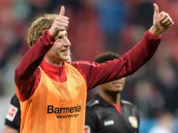 Im Bayer-Blickpunkt: Kießling und die Champions League